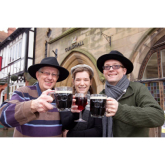 Join in the fun of this years Lichfield Winter Beer & Wine Festival