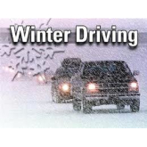 Coping with winter conditions - drive with care