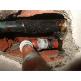 How to Avoid Burst Pipes in the Big Freeze. Top Tips from Barnstaple Plumbers The Works M&B Ltd