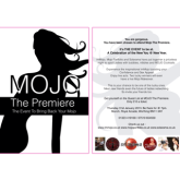 MOJO The Premier comes to Worthing 31st Jan
