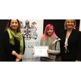 Grantham College Student Awarded University Scholarship