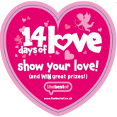 14 Days of Love campaign starts in Ipswich