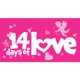 First day of 14 Days of Love!