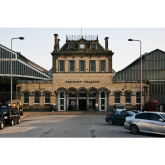 Facelift for city train station