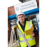 Scholarship Success For Bolton College Apprentice