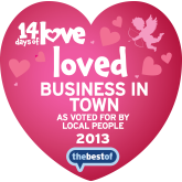 How 14 Days of Love helps Barnet's Best Businesses