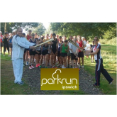 Ipswich's community parkrun members have just run round the world!