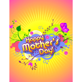Happy Mothers Day! 30th March 2014