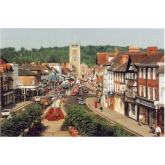Henley-on-Thames-Its Restaurants, Pubs and Coffee Shops. A Personal View