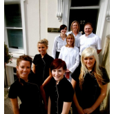 Flying Colours for team at Harbour Dental Care