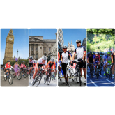 RideLondon Peloton to race through Merton streets - Come along for the ride.