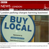Barnet Buy Local - as seen on BBC TV