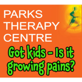 Is it just growing pains? Parks Therapy Centre St Neots