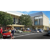 Multi-screen Cinema, Leisure & Shopping Complex in Cirencester.