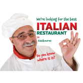 Where is the best Italian Restaurant in Eastbourne?