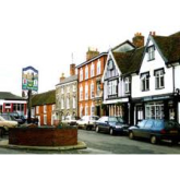 A voucher scheme has been launched in Framlingham to boost business.