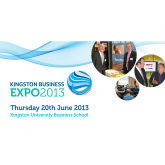 Kingston Business Expo 2013 - a business event not to be missed!