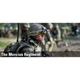 Let's all welcome home the Mercian Regiment