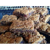 A popular Lowestoft Recipe-Date and Oat Slices