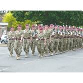 The 23 Engineer Regiment (Air Assault) based at Rock Barracks near Woodbridge