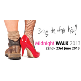 Desperately Seeking Marshalls for the Ashgate Hospice Midnight Walk