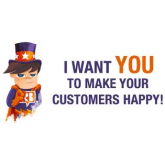 Good Customer Service and how to get happy customers!