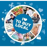 Buy Local – visit our stall on Guildford High Street tomorrow!