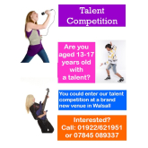 Talent Competition in Walsall