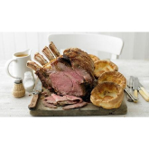 How to cook Roast beef with Yorkshire puddings - Walsall