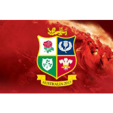 Watch the Lions v Australia at Solt's Bar