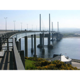 End of Kessock Bridge Roadworks delayed