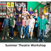 A Midsummer Night's Dream – Summer workshop for kids at Epsom Playhouse  @pulltheother
