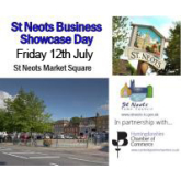 St Neots' debut Business Showcase Event