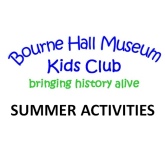Great summer activities for the kids at Bourne Hall Museum Club in Ewell @epsomewellbc #lovehistory
