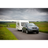 Laws relating to towing of caravans