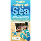 Neighbourhood Watch join in the fun at Harborough By The Sea