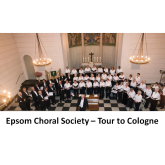 Epsom Choral Society – Sing in Cologne Cathedral @Epsomchoral