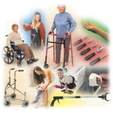 Where can you find Healthcare and Mobility aids in Jersey?