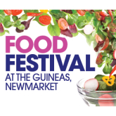 Food Festival in Newmarket