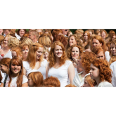Local Redheads Support Roodharigendag