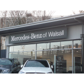Mercedes Benz Offers in Walsall