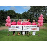 PVCu Direct host Charity Golf Day
