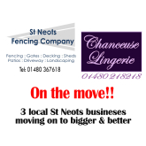 St Neots Business getting bigger..