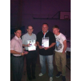 Chargers shine at Bolsover District Sports Awards