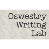 Oswestry Writing Lab - New Venue
