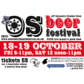 Oswestry Beer Festival - Celebrate the Oktoberfest in Style!