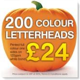 Halloween offers from Zeralynx printers in Taunton