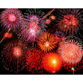 Firework displays around Cambridge for 2015
