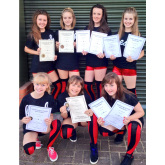 Medal winners -  Fantazee Dance in St Neots