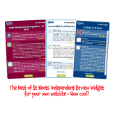 Introducing thebestofstneots Reviews Widget